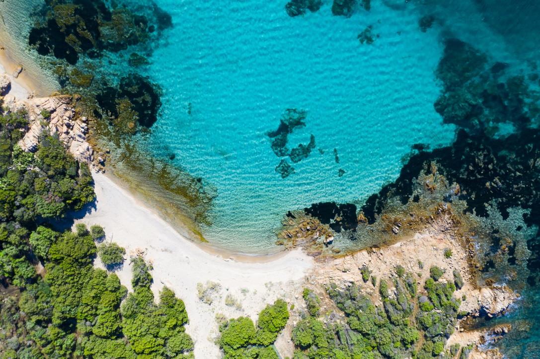 Dall'alto: le spiagge più belle da ammirare a volo d'uccello