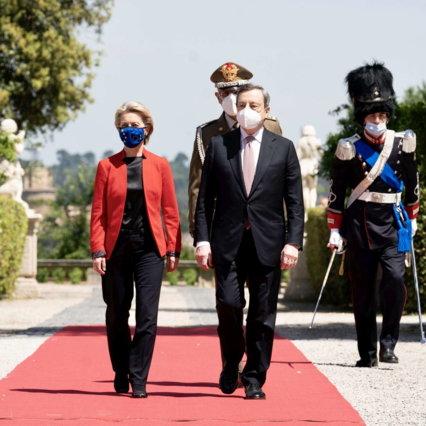 Recovery Plan, Bruxelles promuove il Pnrr italiano. IN arrivo subito 25 miliardi