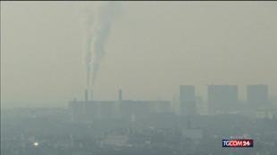 Inquinamento, al top le città del nord