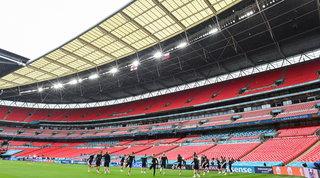 """La finale resta a Wembley"". Apertura per per 60mila spettatori"