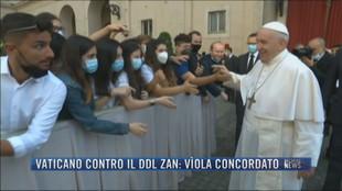 Breaking News delle 21.30 | Vaticano contro il Ddl Zan: vìola concordato