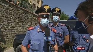 """Nicola, il luogotenente dei Carabinieri: """"Mi si è aggrappato al collo"""""""