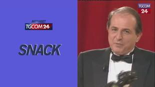 Buon compleanno Giancarlo Magalli: rivediamolo nella sua prima apparizione a Mediaset