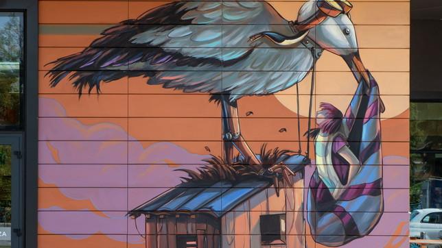 Super Walls, i murales più belli della Biennale di street art di Padova