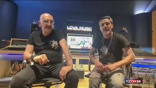 """Giorgio Vanni e Max Longhi: """"Un saluto al pubblico di #Soundon"""""""