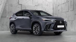 Lexus evolve il design e gli interni