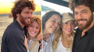 Diletta Leotta in Turchia con Can Yaman per conoscere la suocera