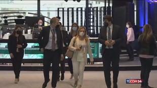 Giorgia Meloni vola a Bruxelles: fitta agenda