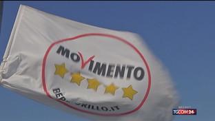 """M5s, Grillo a Roma: """"sfida"""" a Conte"""
