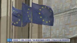 Breaking News delle 12.00 | Oggi Consiglio Ue: al centro l'immigrazione