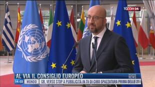 Breaking News delle 14.00 | Al via il consiglio europeo