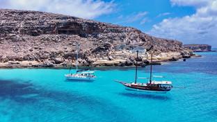 Donnavventura: la bellezza di Lampedusa