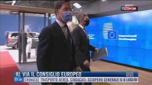 Breaking News delle 17.00 | Al via il consiglio europeo