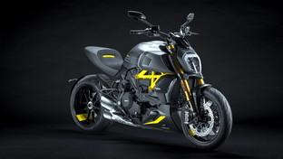 Ducati Diavel 1260 S Black & Steel