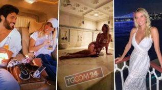 Diletta Leotta a Istanbul tra hammam e coccole di lusso con Can Yaman