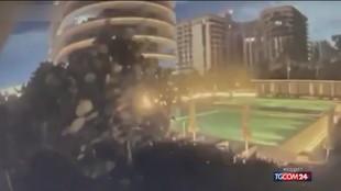 Miami, lotta contro il tempo: 99 dispersi