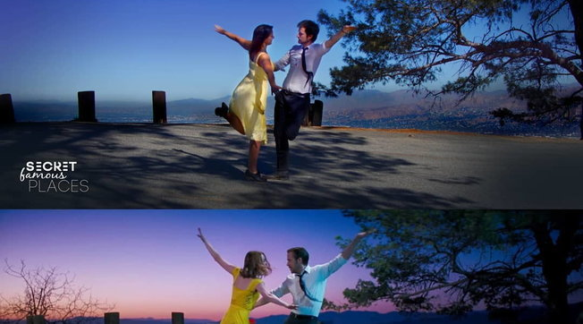 """""""Secret famous places"""", una coppia gira il mondo ricreando le scene più belle del cinema"""