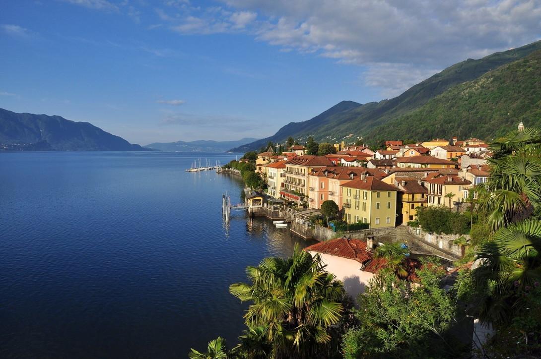 Come fuggire dalla canicola: il Lago Maggiore