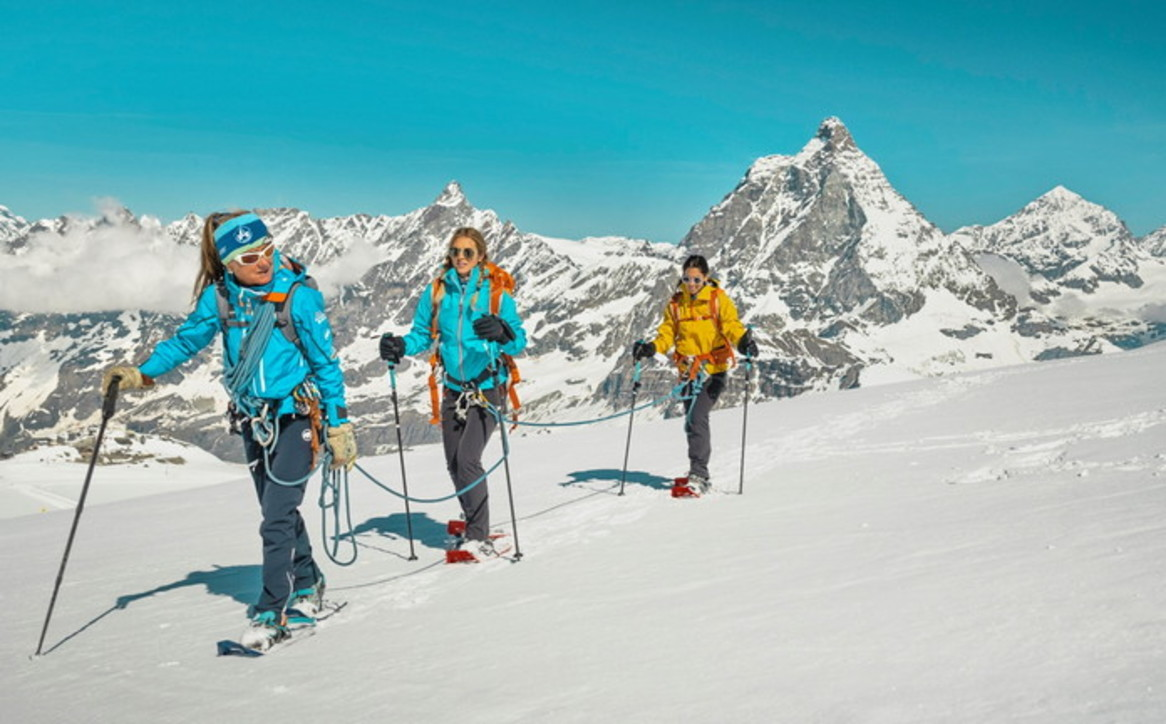 Donnavventura: in Svizzera per una sfida tra le vette