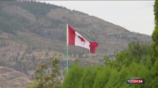 Caldo record in Canada: oltre 200 morti