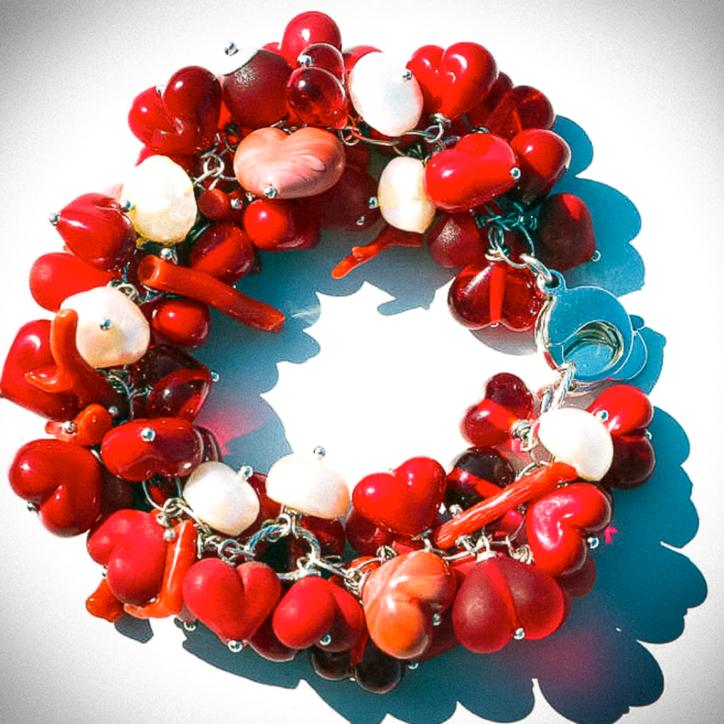 Perlarte Murano Glass Jewelry. Il vetro di Murano diventa un sofisticato bijoux