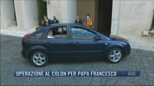 Breaking News delle 21.30 | Operazione al colon per Papa Francesco