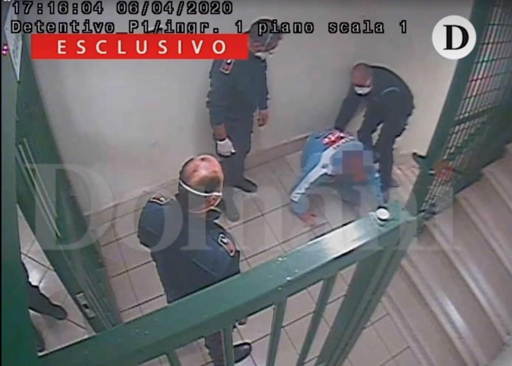 I pestaggi nel carcere di Santa Maria Capua a Vetere