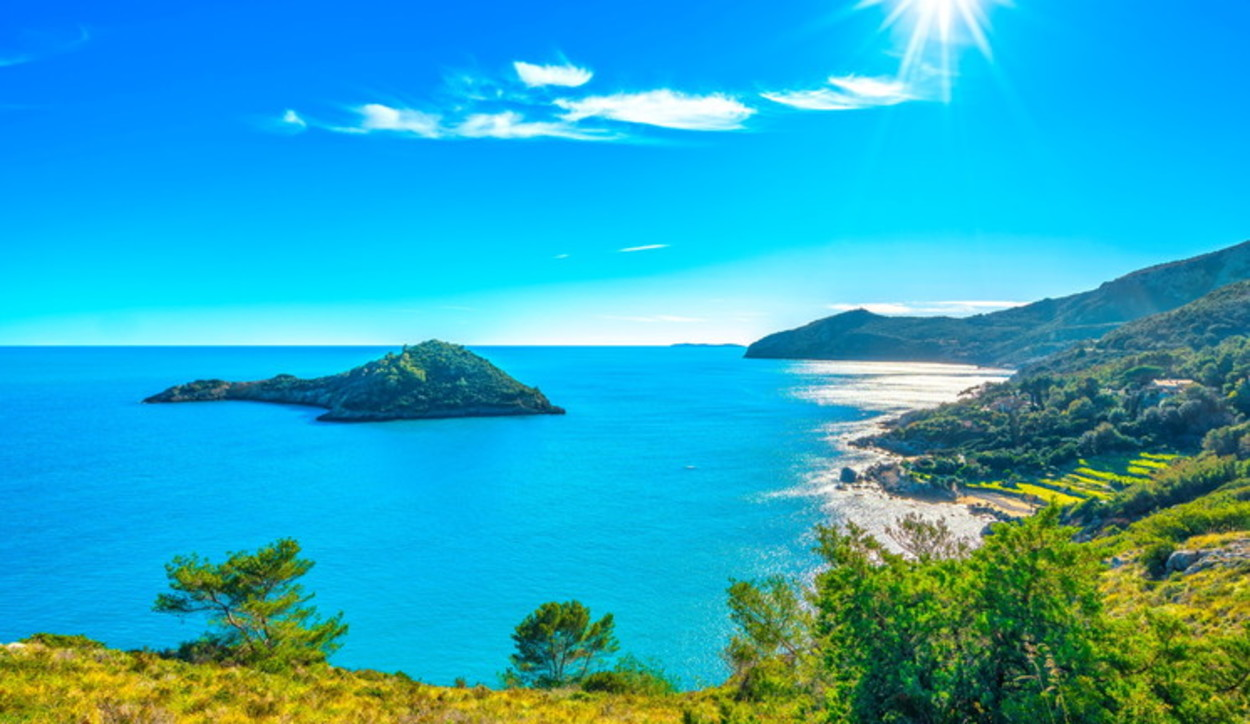 Argentario: tra mare e storia un concentrato di italiche bellezze