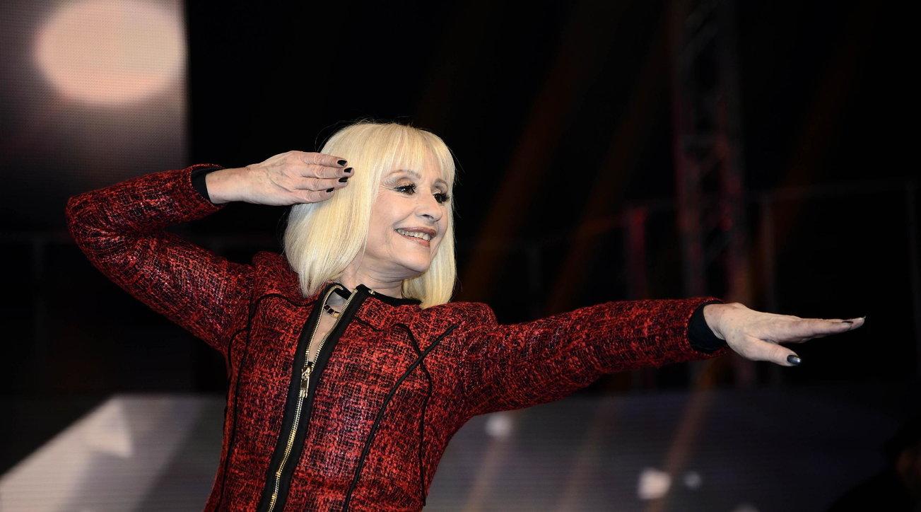Raffaella Carrà, addio alla regina della tv