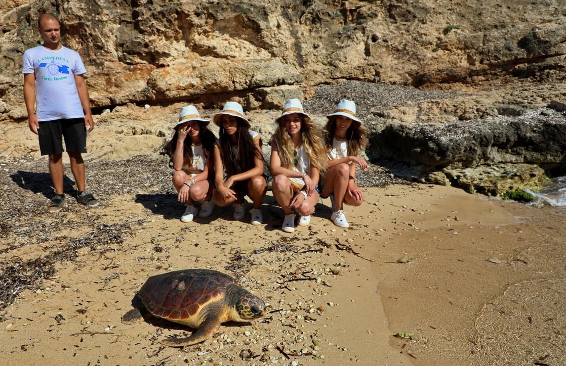 Donnavventura: in visita al Centro disalvaguardia e recupero delle tartarughe