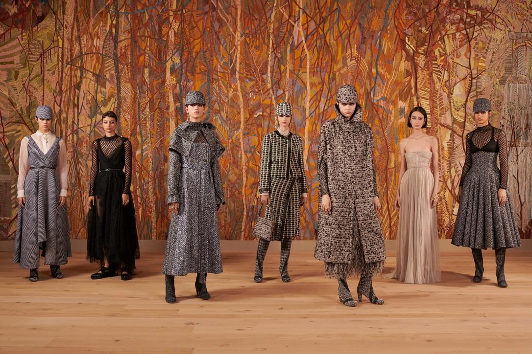 Sfilate Paris Fashion Week, Dior Haute Couture: i look da sogno