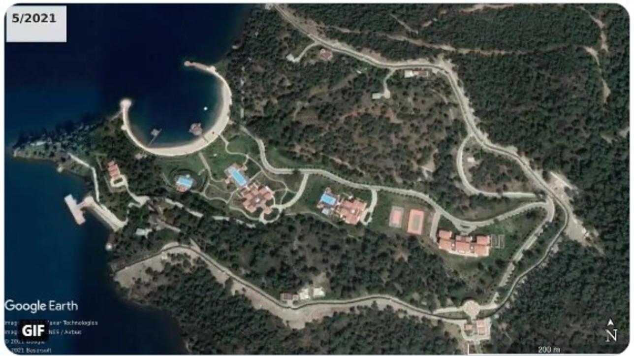 La super villa di Erdogan che scatena la polemica in Turchia