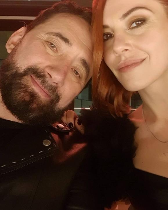 Federico Zampaglione si sposa con Giglia Marra