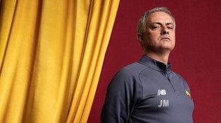 """Mourinho: """"Roma la sfida più importante, non sono qui in vacanza"""""""