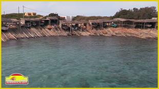 Un'isola romantica nel Mar Mediterraneo: Formentera