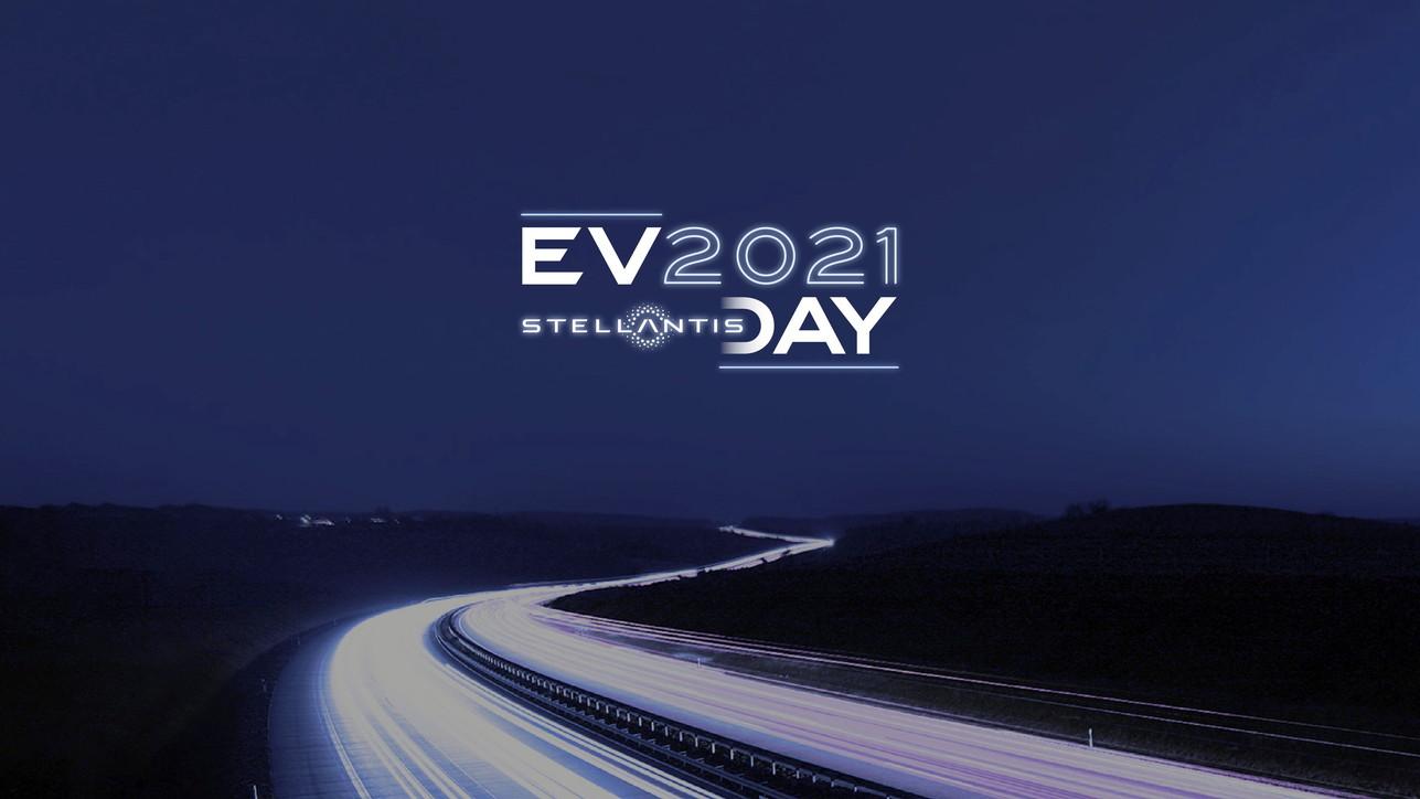 EV Day 2021 by Stellantis