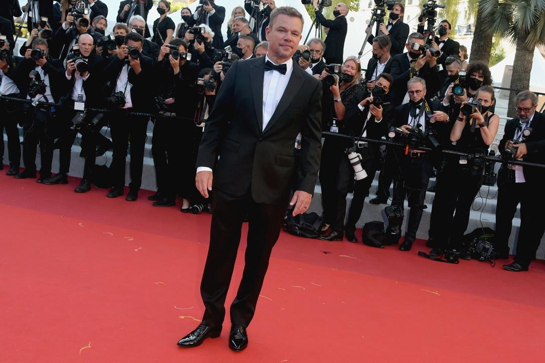"""L'America sfila in passerella a Cannes 74 con """"Stillwater"""""""