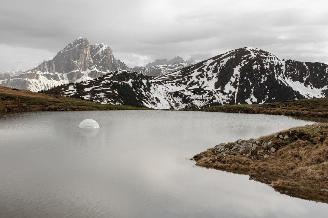 Val Badia: Land Art all'ombra le Dolomiti