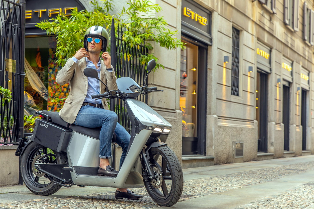 Scooter elettrici WOW 774 e 775