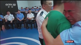 Cina, ritrova il figlio dopo 24 anni