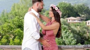 Alessia Macari è incinta del suo primo figlio con Oliver Kragl