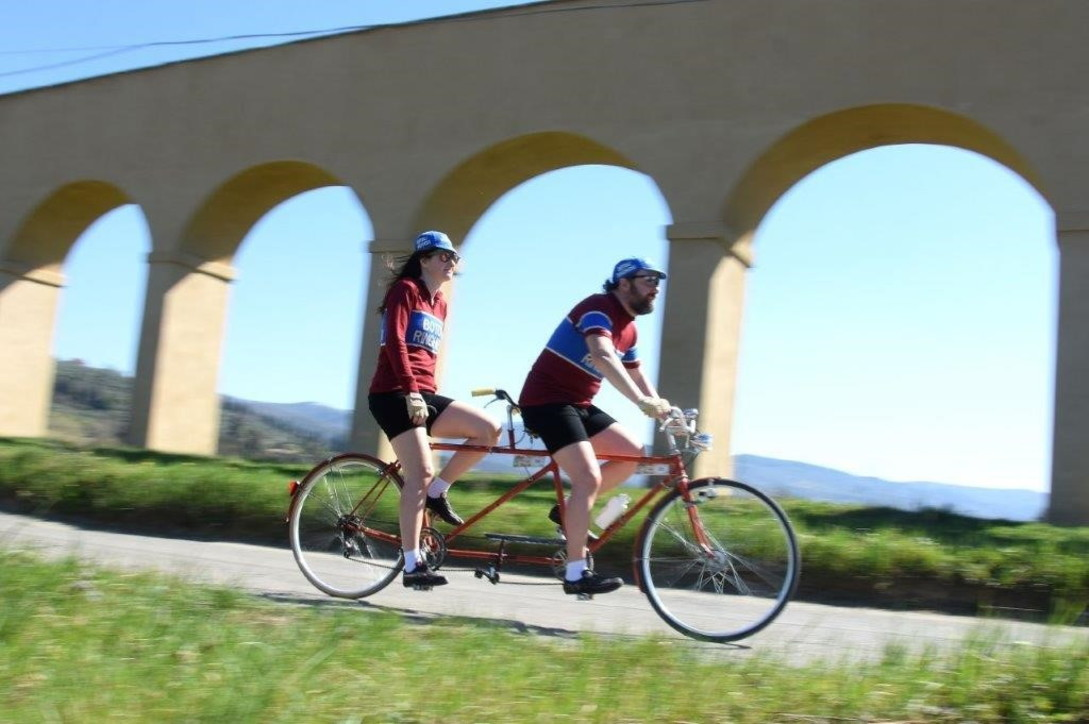 In bicicletta, alla scoperta delle terre di Arezzo