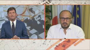 """Davide Faraone Italia Viva """"Bisogna garantire una riforma dei processi"""""""