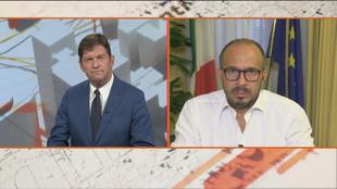 """Davide Faraone Italia Viva """" Dobbiamo creare nuovo lavoro"""""""