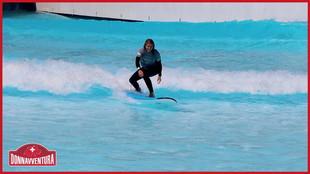 """""""Sion: surf in Svizzera ad Alaia Bay """""""