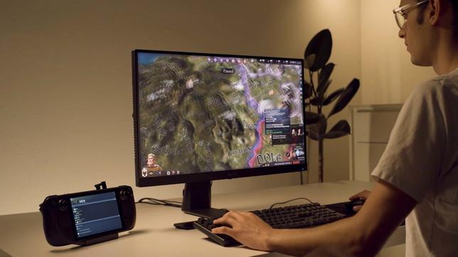 Steam Deck, le immagini del PC da gaming portatile di Valve