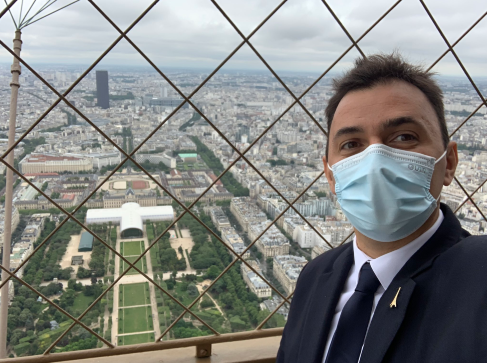Covid, riapre la Tour Eiffel