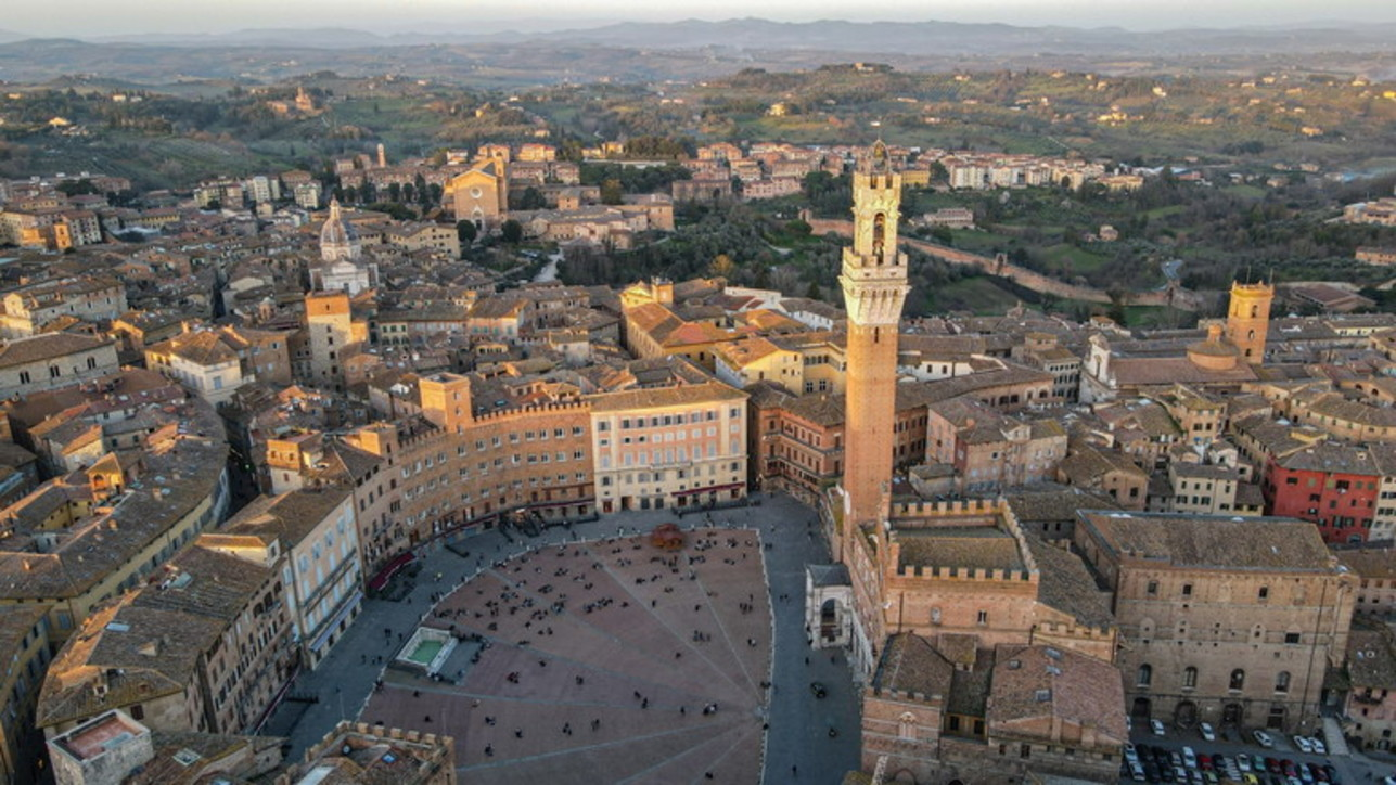 Le meraviglie di Siena, città magica