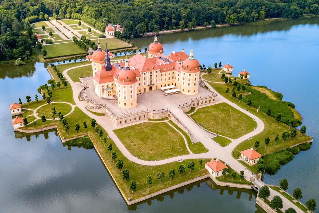Vacanze da re nei castelli della Sassonia