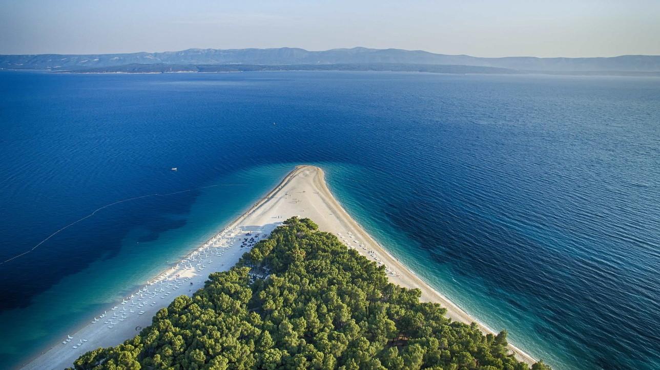 Spiagge della Croazia, ecco una top five